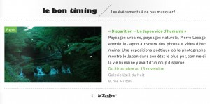 Le Bonbon - NOV 2012