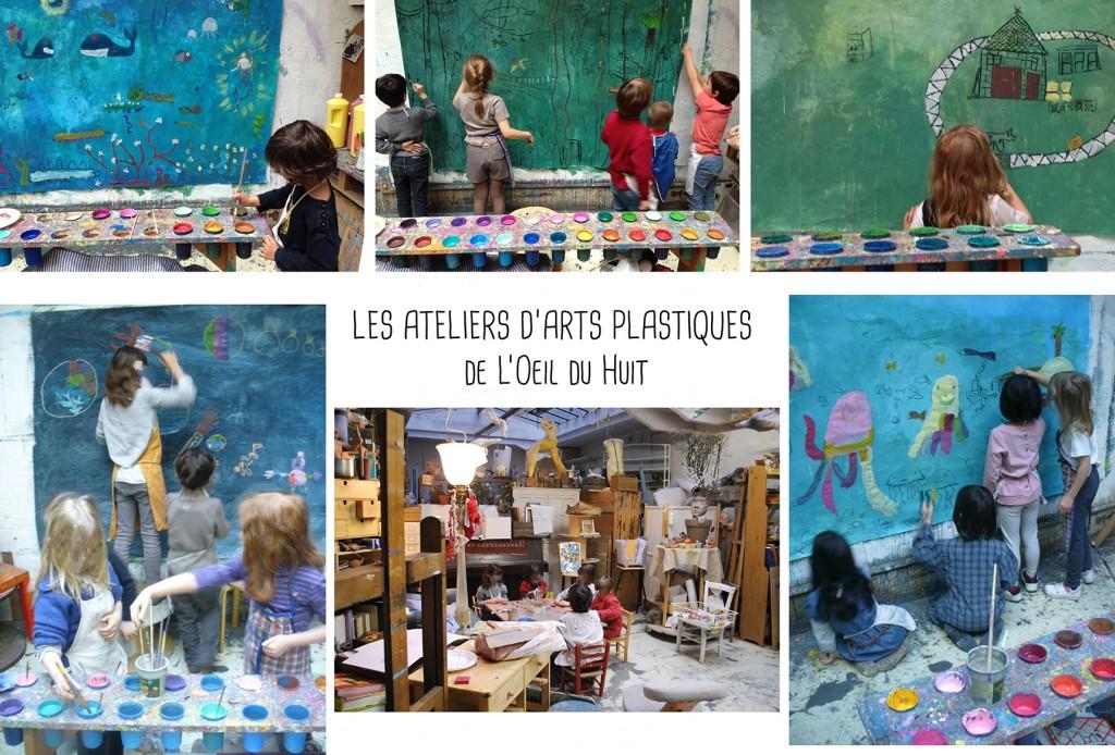WEB.Les ateliers d'arts palstiques-Le samedi