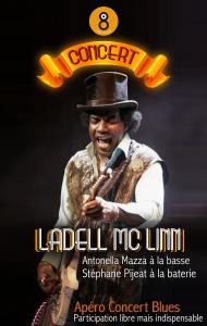 Concert Ladell Mc Lin Affiche mail moyen