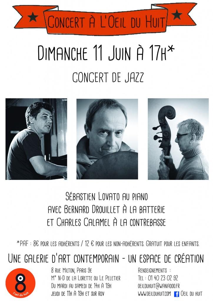 CONCERT Trio Drouillet