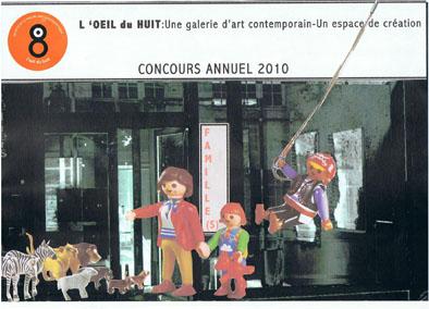Concours 2010 La famille